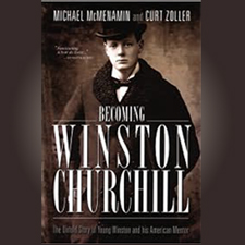 Becoming Winston Churchill Paperback